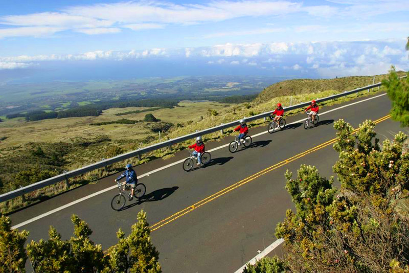 Haleakala Downhill