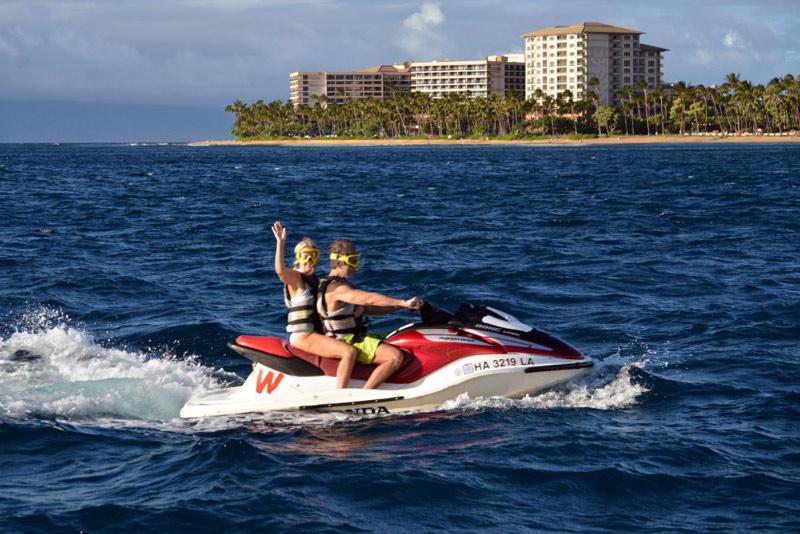 Maui Jet Ski